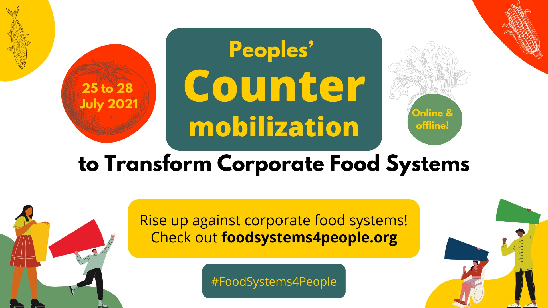 Food Systems For People