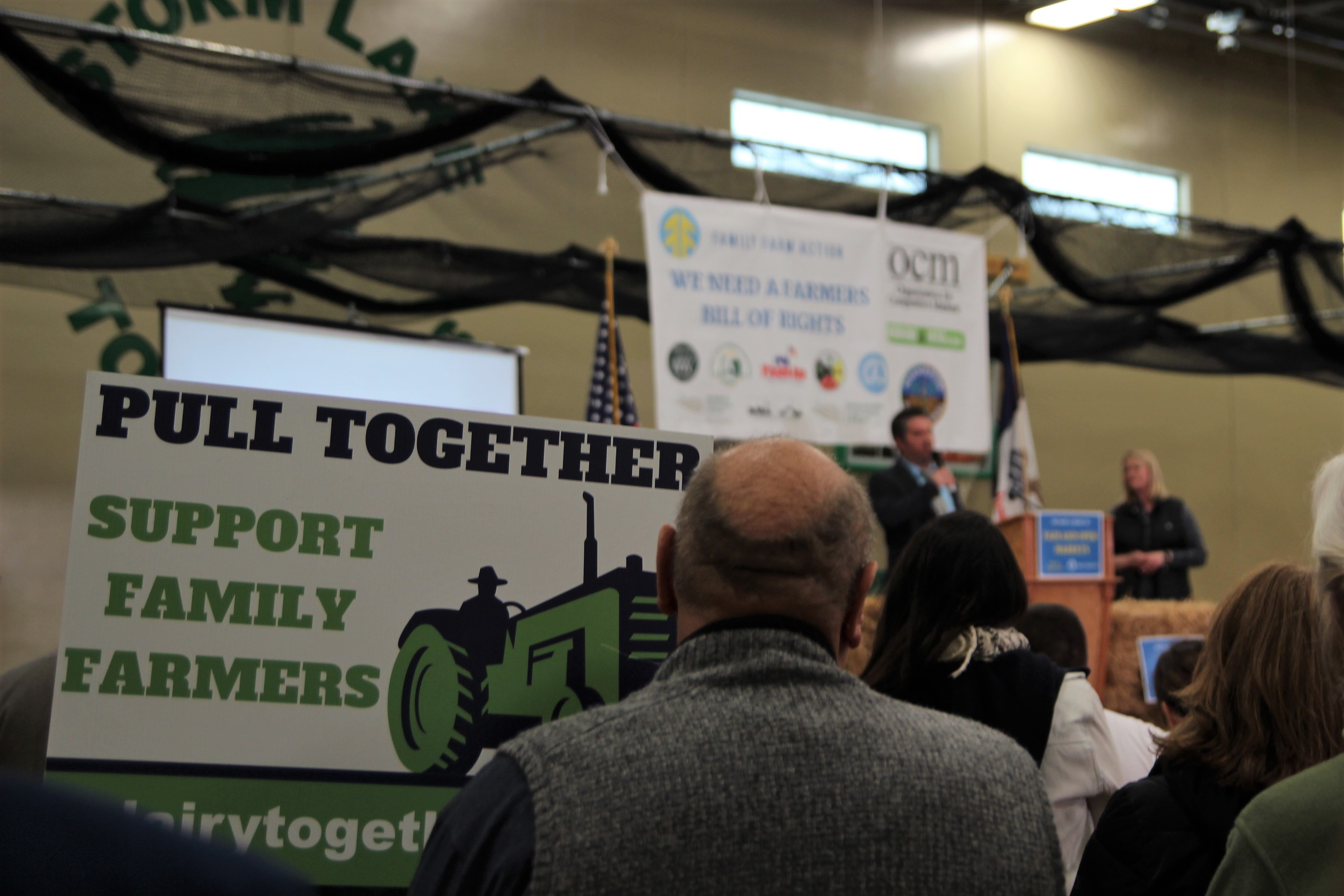 Family Farm Action rally