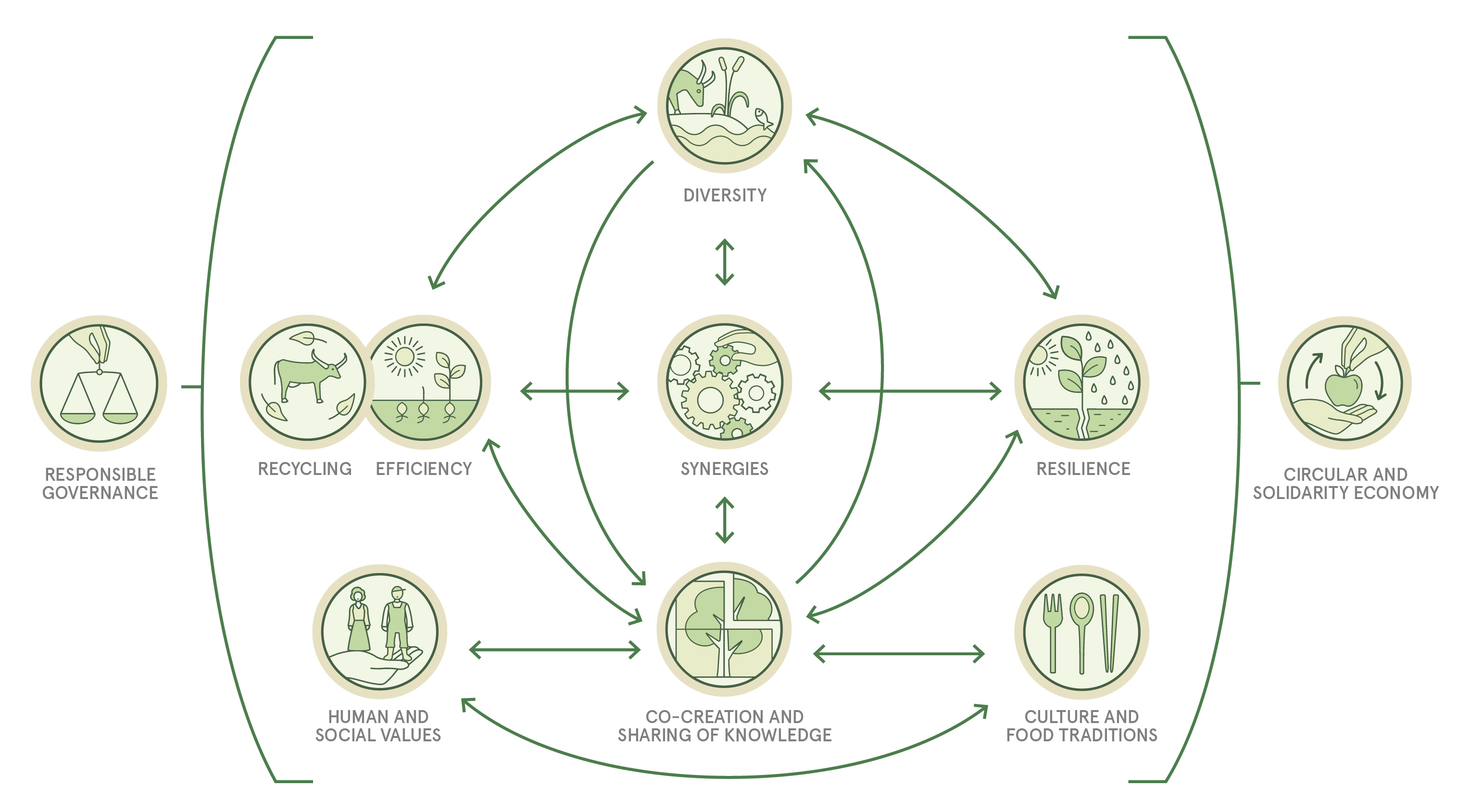 10 principles of agroecology