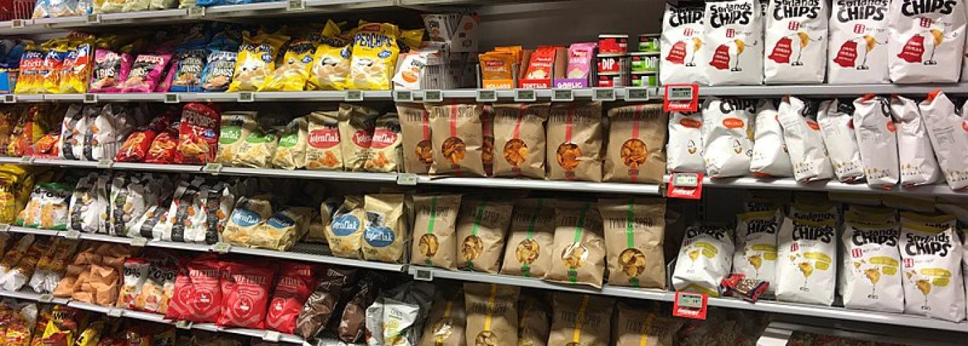 Junk Food Aisle
