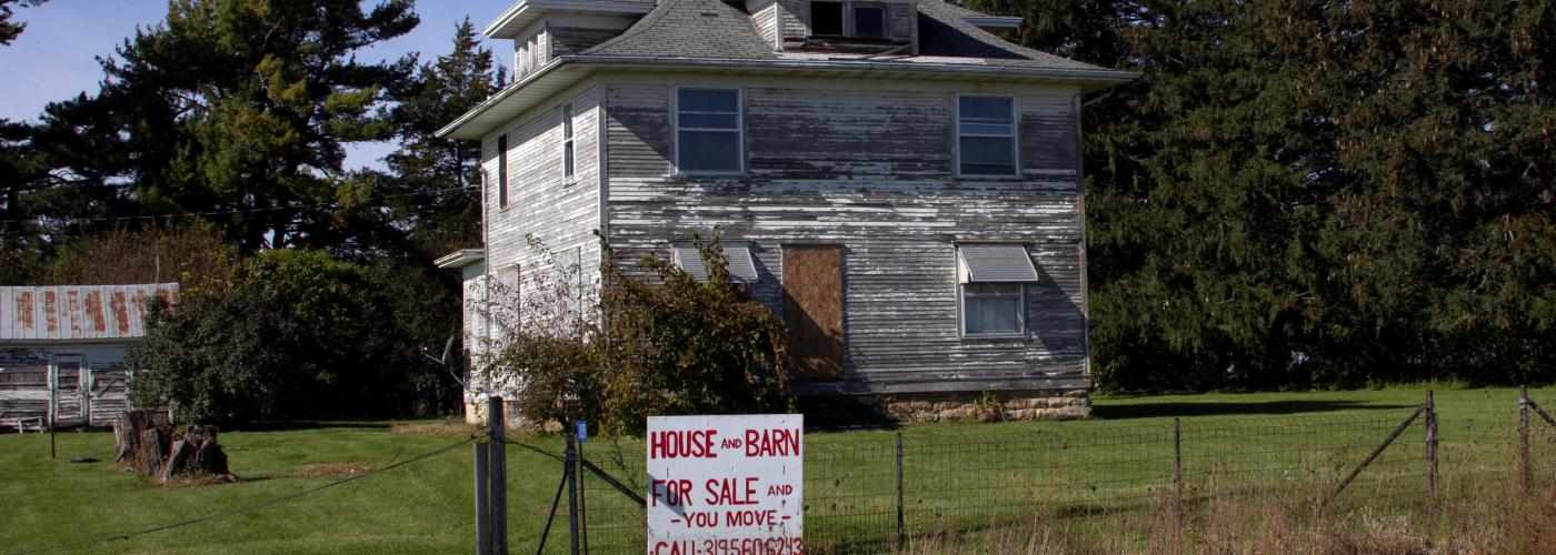 farm and barn for sale