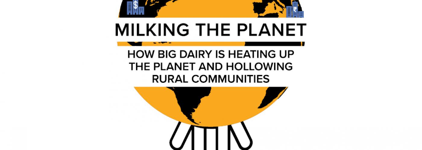 Milking the Planet cover