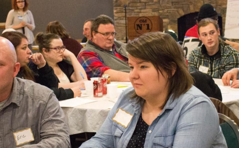 Stevens County residents discuss their energy future at the Rural Climate Dialogues