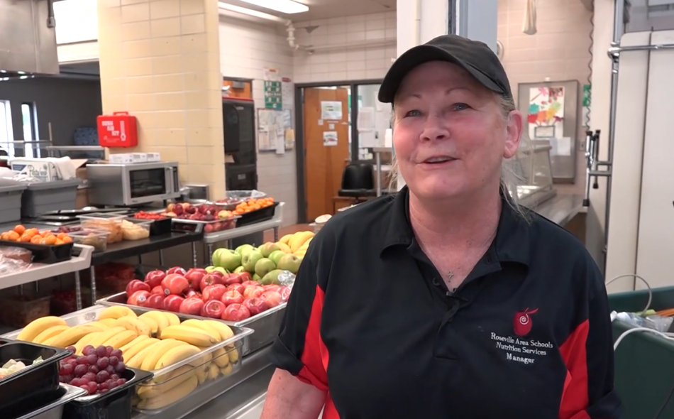Roseville's Reen talks about Farm to Summer