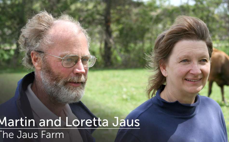 Building stability through biodiversity: Facing climate change with Martin and Loretta Jaus