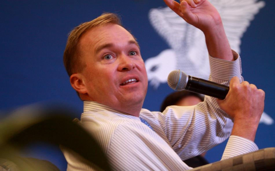 Mulvaney as Budget Director: destructive for nutrition, agriculture and the environment