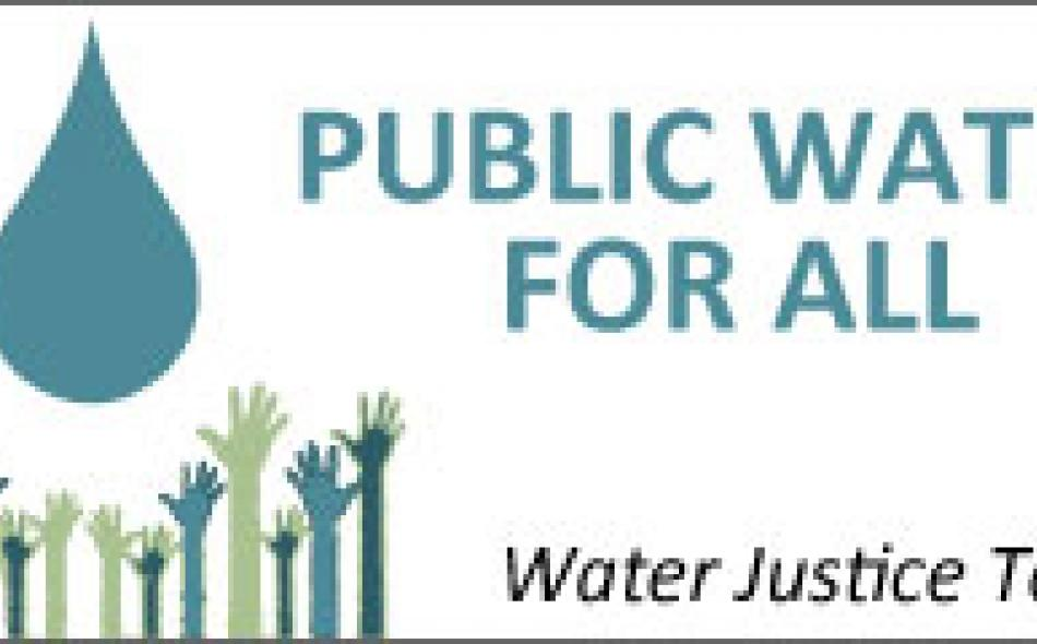 World Water Day 2016: A water justice toolkit towards public water for all