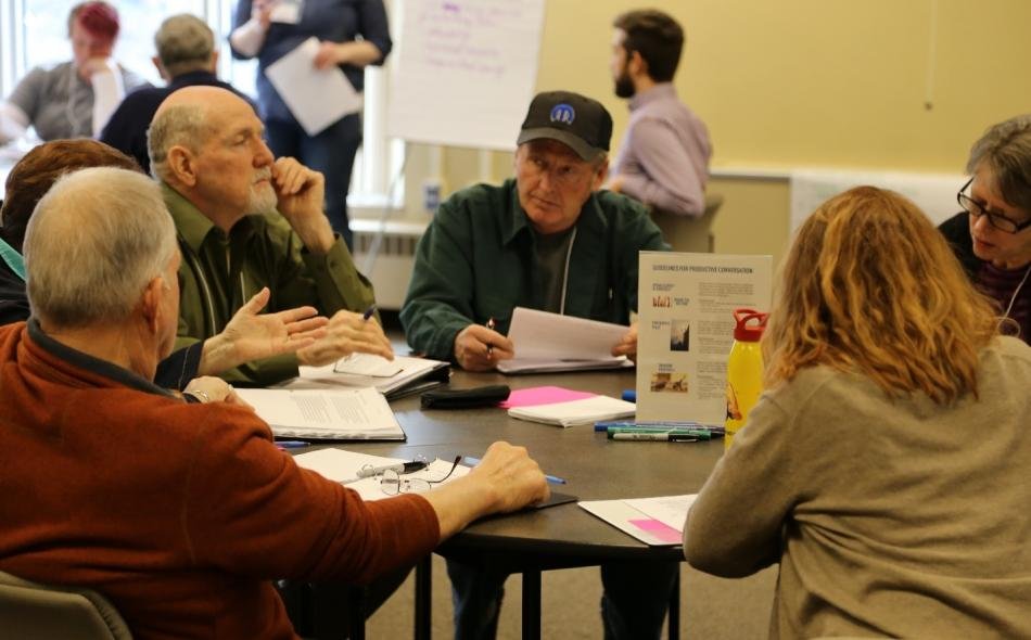 Collaborating for the Community: Winona Climate Dialogue Convenes