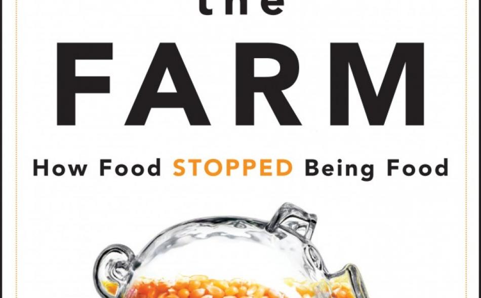 Five questions for Frederick Kaufman, author of Bet the Farm: How Food Stopped Being Food