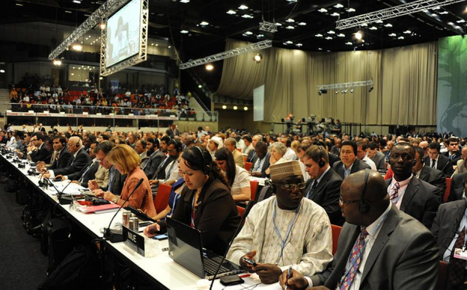 Agriculture and the Green Climate Fund: Two U.S. bargaining chips at the climate talks