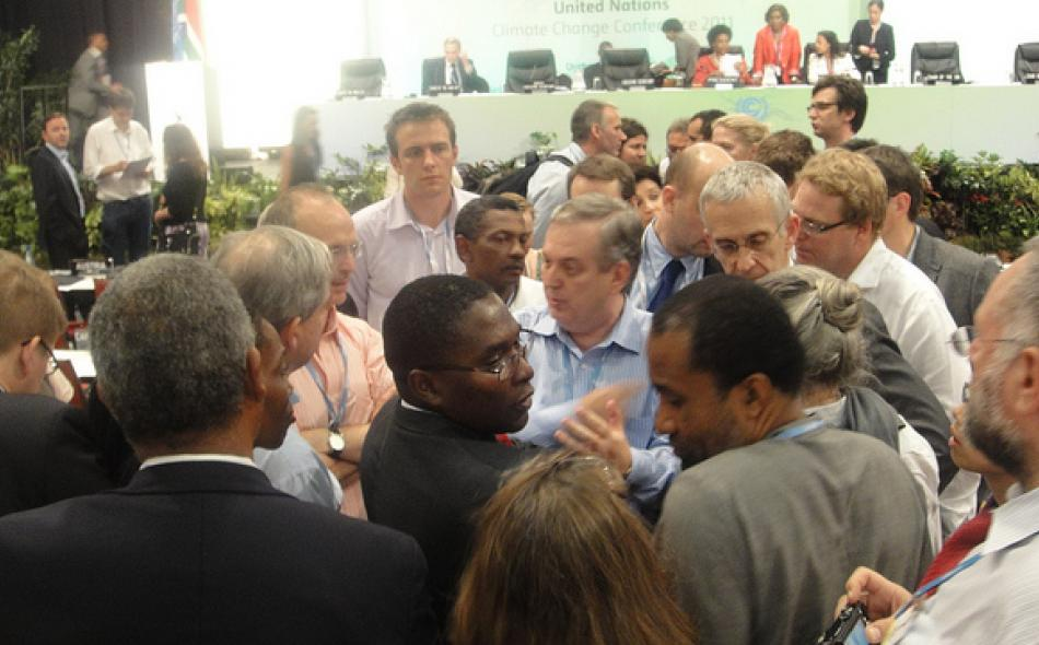 "The ""deal""  in Durban: What happened on agriculture at the climate talks?"