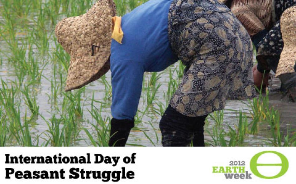 International Day of Peasant Struggle