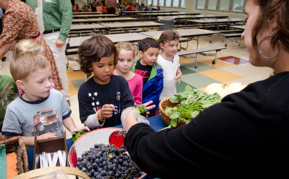 Farm to Child Care: A no-brainer for healthy kids