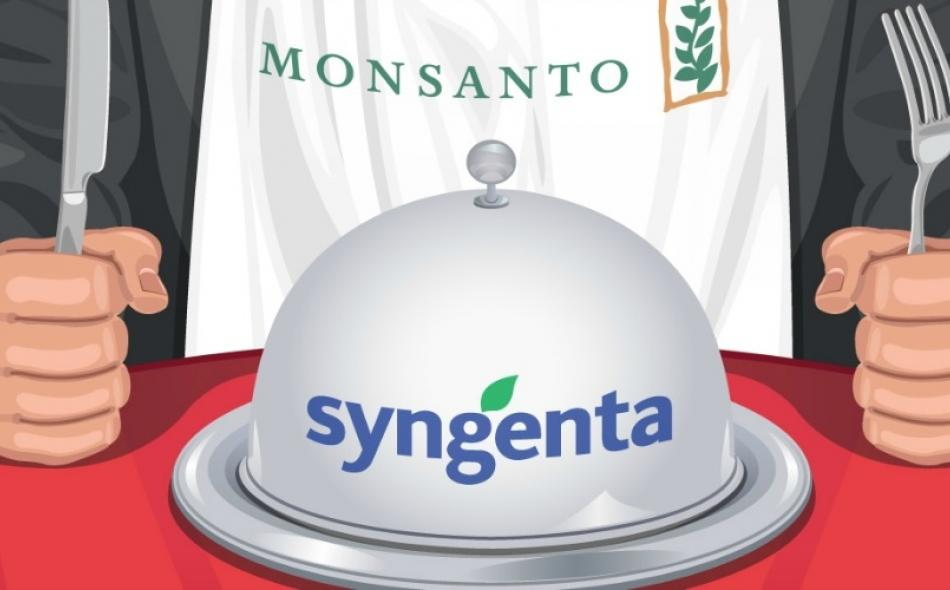 Monsanto Wants to Move to Switzerland.  Why Is Obama Doing It Favors?