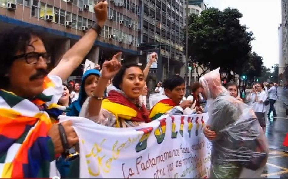 Human rights and Rio + 20