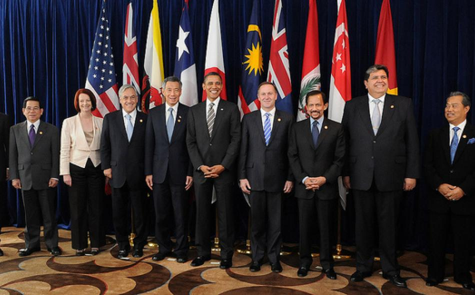 TPP: Doubling down on failed trade policy