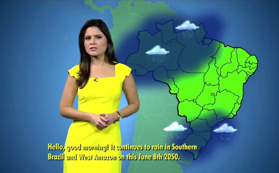 Sobering 2050 weather reports are dispatches from a warmer world