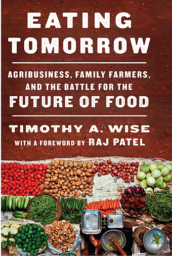 Eating Tomorrow book cover