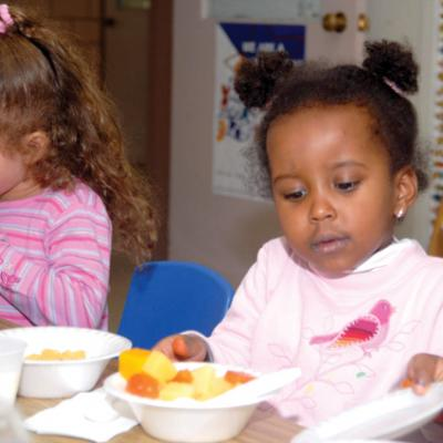 Freshest for the youngest: Minnesota launch of Farm to Child Care pilot to serve as national model