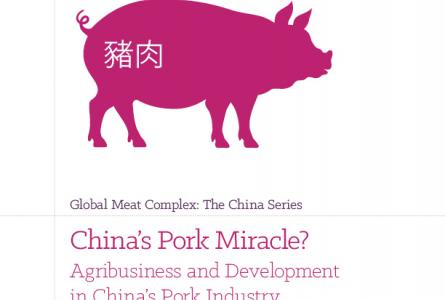China's Pork Miracle? Agribusiness and Development in China's Pork Industry
