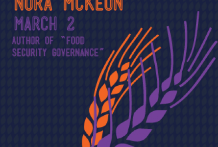 Food Sovereignty Series: Nora McKeon, author of Food Security Governance