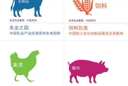 China Meat series covers, Chinese tranlations