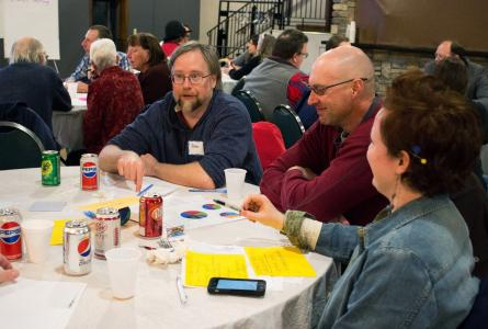 Stevens County Rural Climate Dialogue February