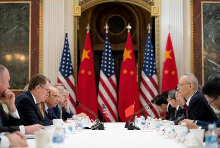 US China Trade negotiation
