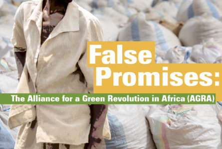 False Promises: The Alliance for a Green Revolution in Africa cover image