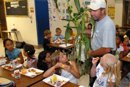 Digging your farmer during Farm to School Month